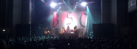 Black Stone Cherry at the O2 Academy in Glasgow