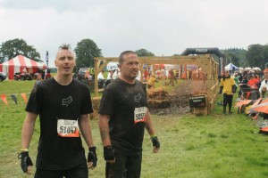 Rob & Cam at Electroshock Therapy