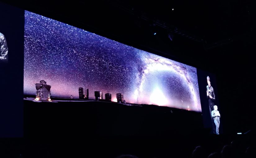 Brian Cox Live at Glasgow Hydro